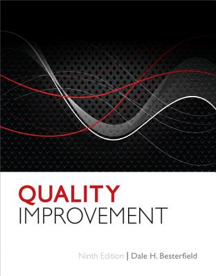 Quality Improvement By Besterfield, Dale H.